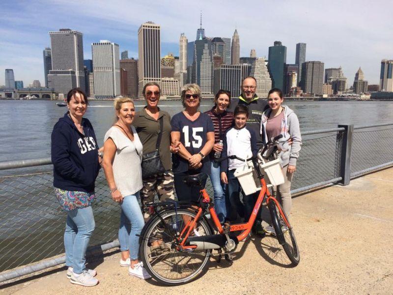 Fahrradverleih New York