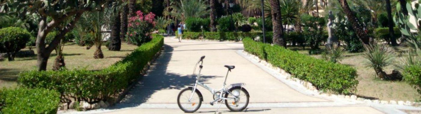 Fietsen huren in Palermo
