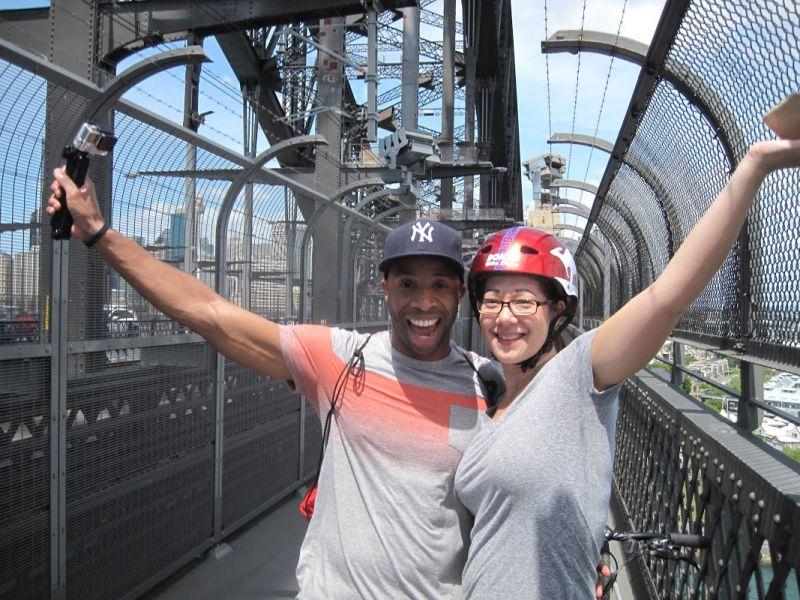 Sydney Harbour Bridge Tour