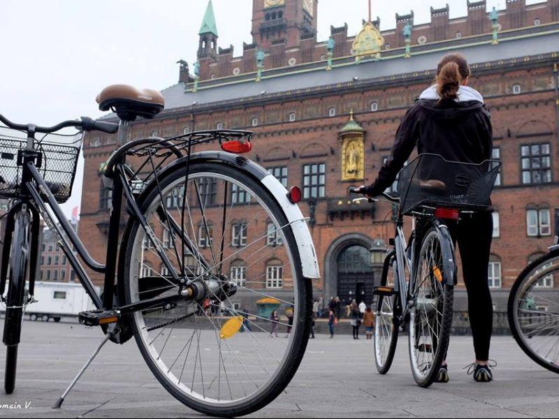 Kopenhagen Fahrradtour + Fahrradverleih