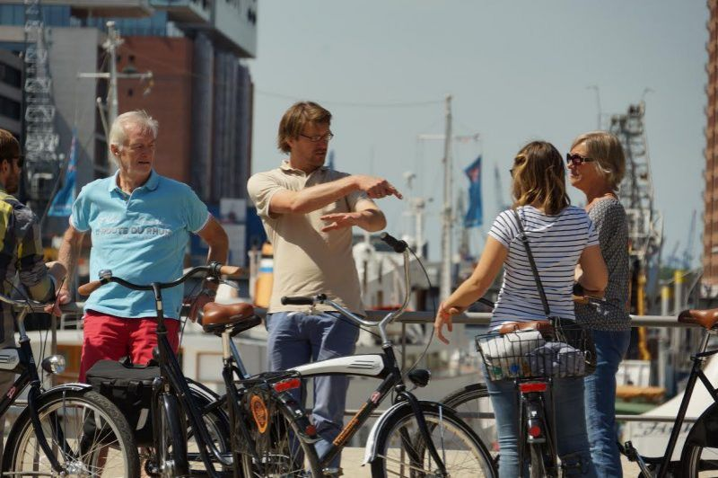 Hamburg Fietstour: de Highlights