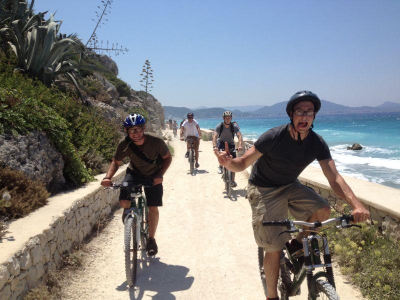 Highlights Bike Tour Rhodes