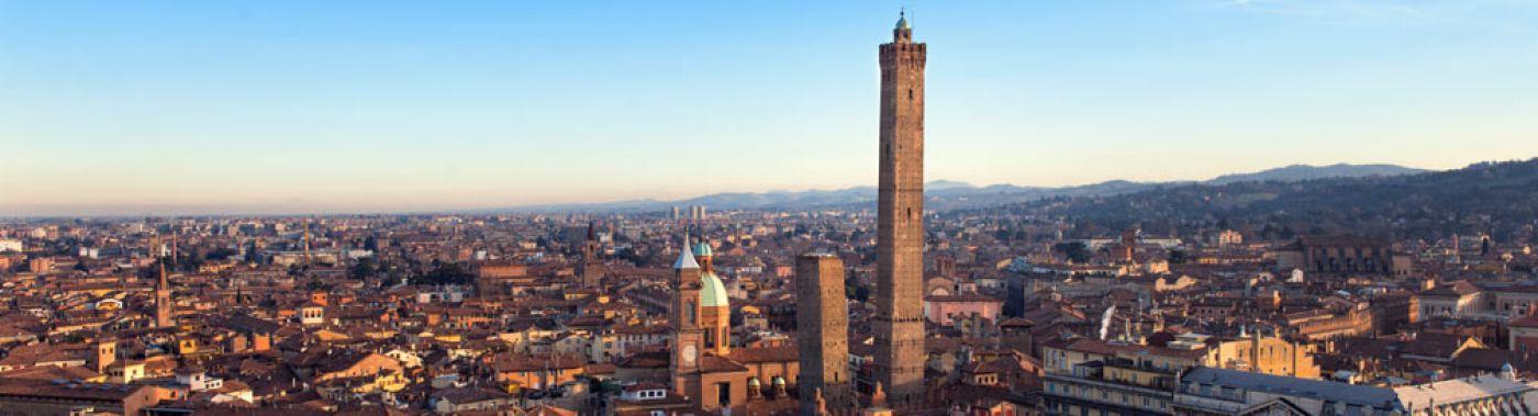 Fietsen huren in Bologna