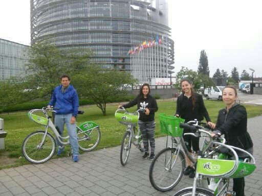 Highlights Bike Tour Strasbourg