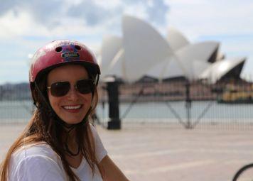 Sydney Fietstocht Compleet