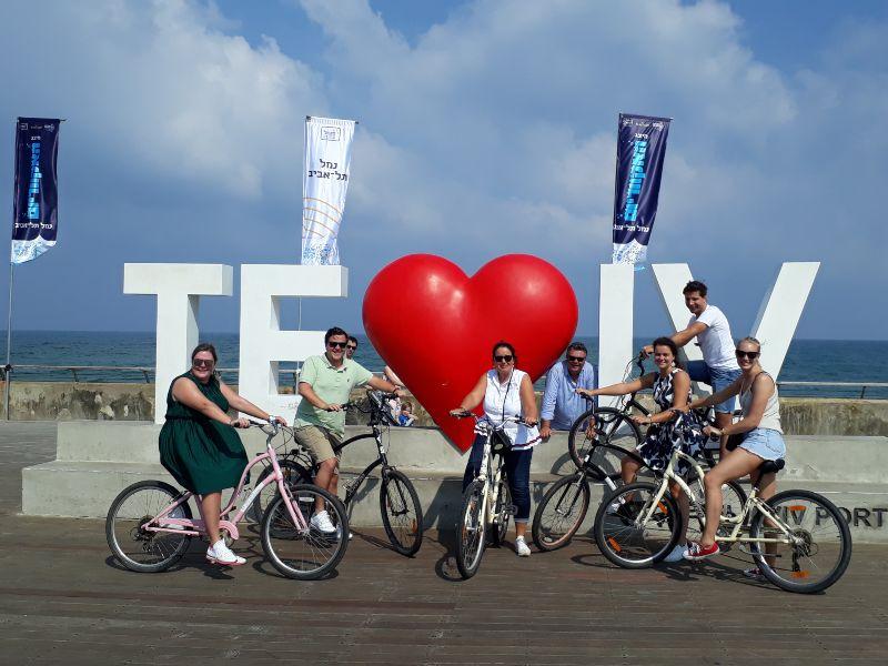 Tel Aviv Highlights Tour