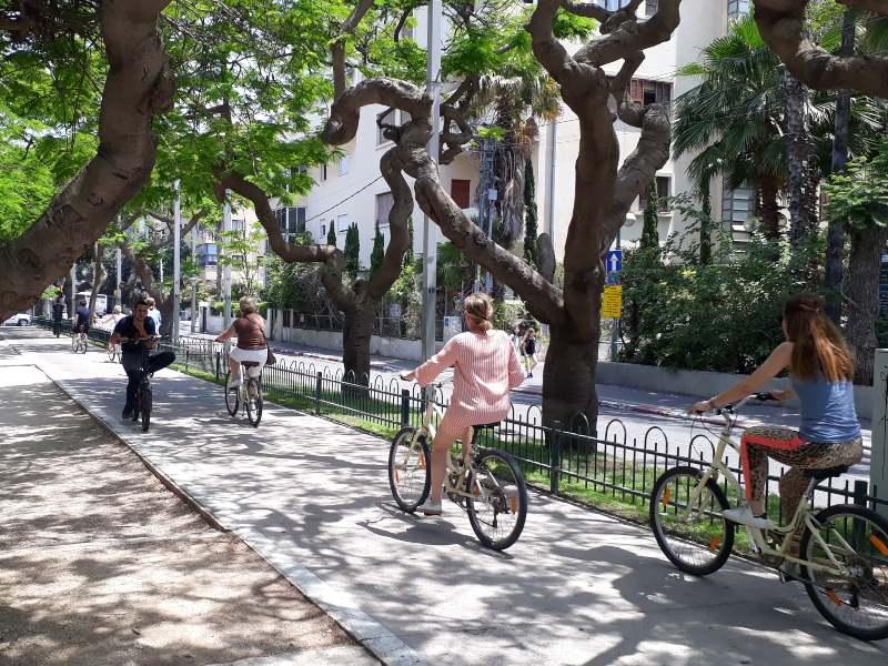 Highlights of Tel Aviv Bike Tour