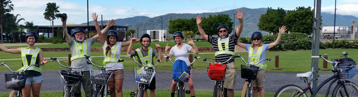 Cycling in Cairns