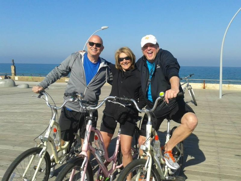 Tel Aviv Fietstour: de Highlights