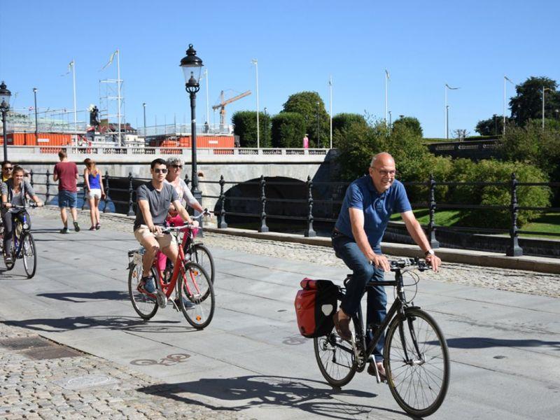 Stockholm Fietstour: de Highlights