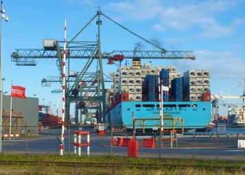 Rotterdam Haven Rondleiding