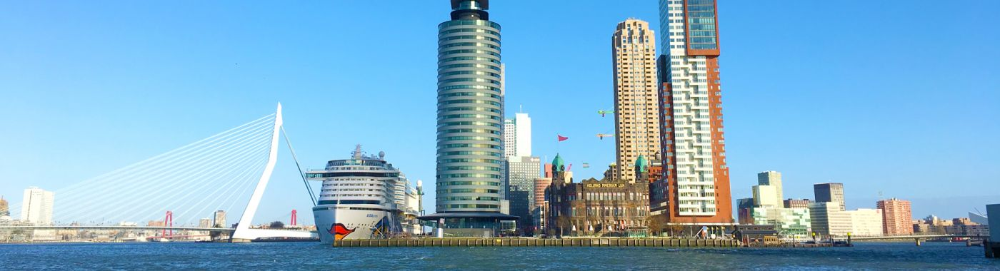 Rotterdam Haven Rondleiding
