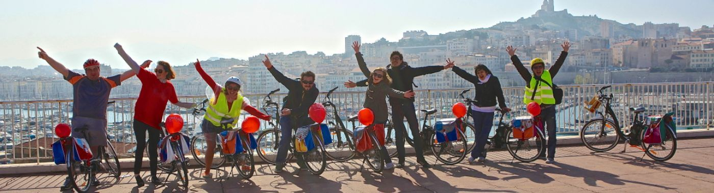 Cycling in Marseille