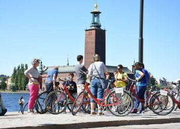 Stockholm Fietstocht met Privé-gids