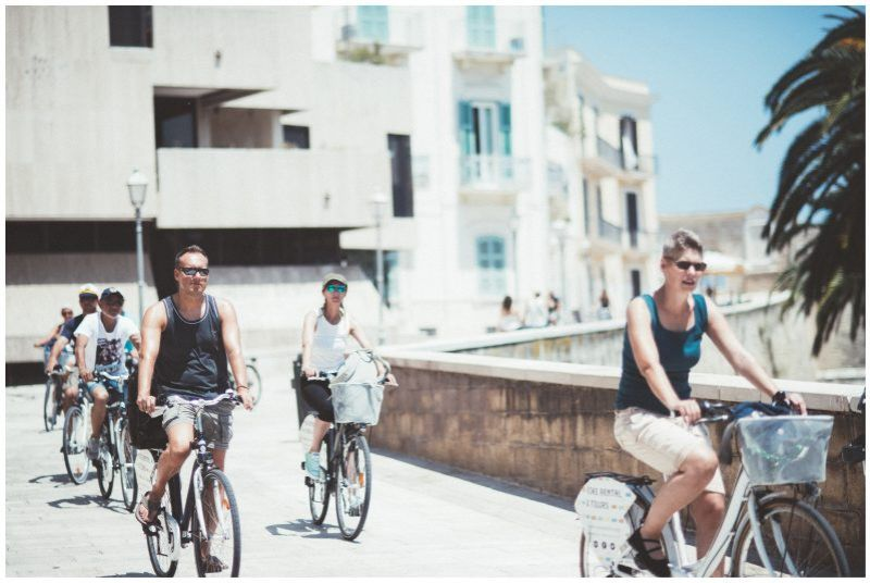 Bari Fietstour: de Highlights