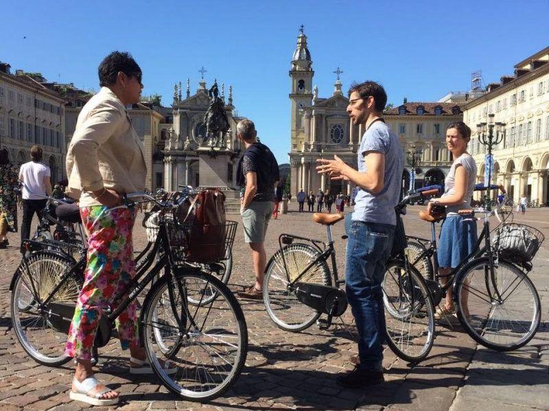 Turijn Fietstour: de Highlights