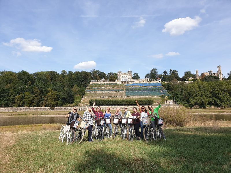 Dresden Highlights Bike Tour