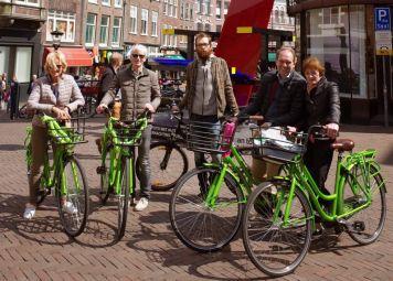 Utrecht Fietstour: de Highlights