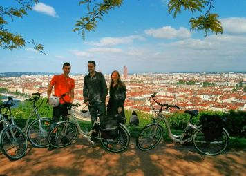 Lyon Fietstour: de Highlights