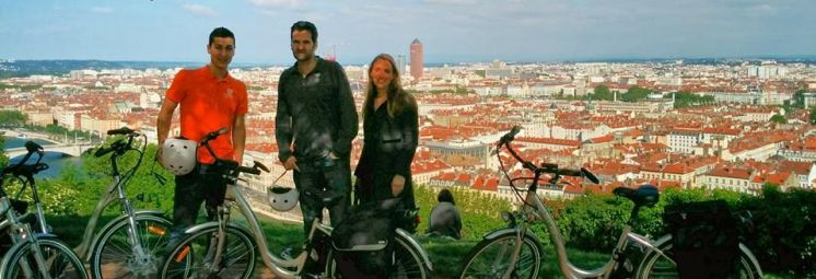 cycling in lyon the best way of sightseeing with baja bikes. Black Bedroom Furniture Sets. Home Design Ideas