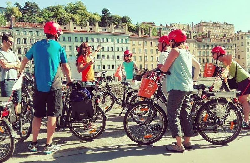 Lyon Half Day Bike Tour