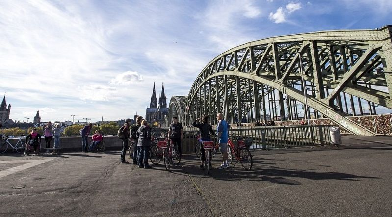 Keulen Fietstour: de Highlights