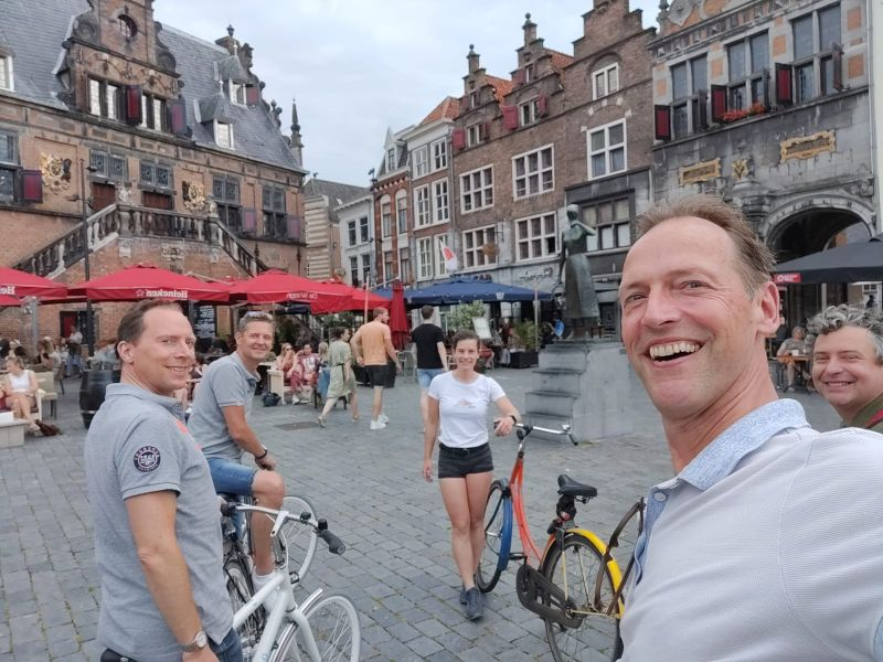 Nijmegen Fietstour: de Highlights