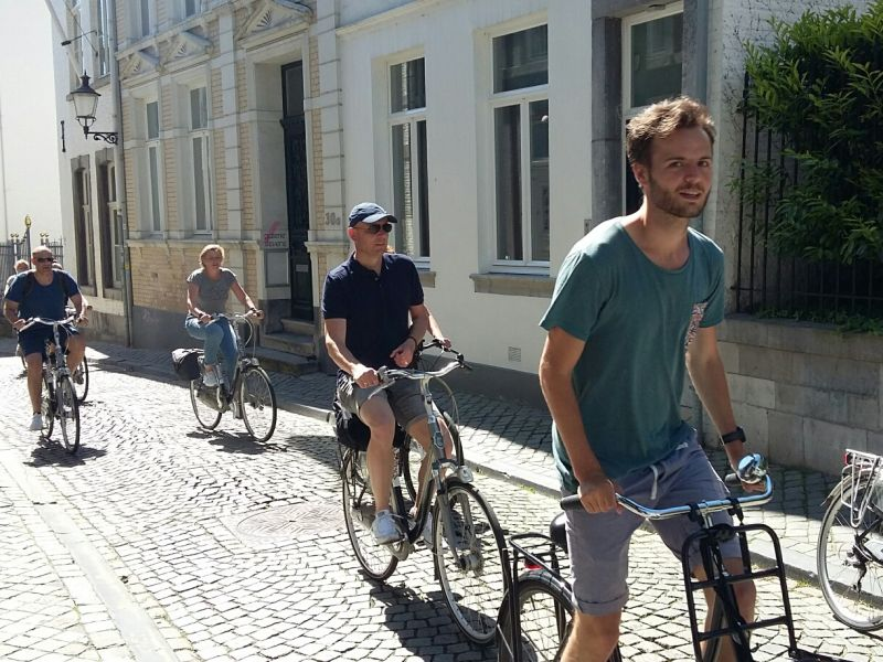 Private Fahrradtour Maastricht