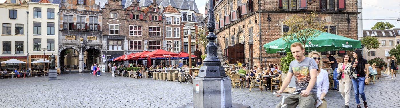 Fahrradtour Nijmegen