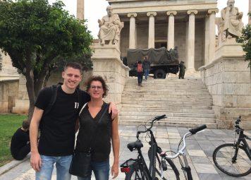 Fietsverhuur in Athene