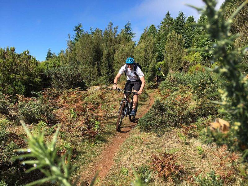 Madeira Mountainbike Tour