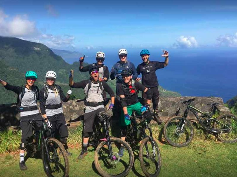 Madeira Mountainbike Tour