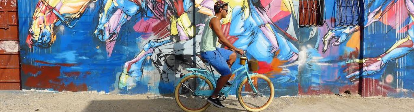 Cycling in Santo Domingo