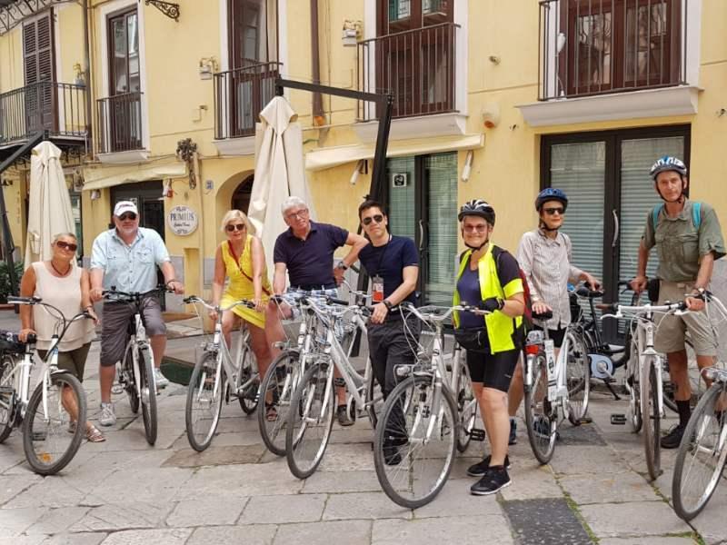 Palermo Private Bike Tour