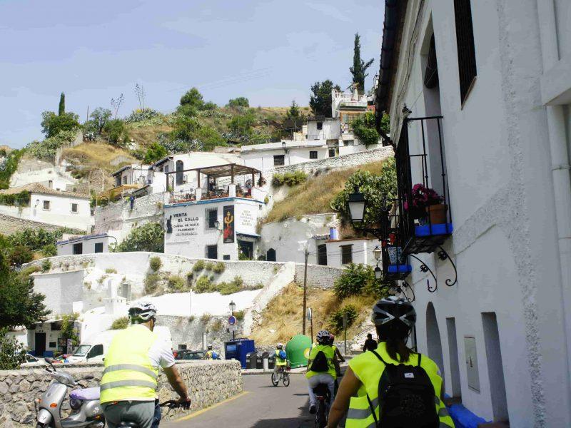 Granada Tapas Bike Tour