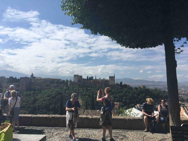 Granada Tapas Fietstocht