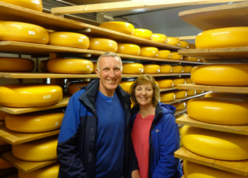 Gouda Fietstour: Cheese Tour