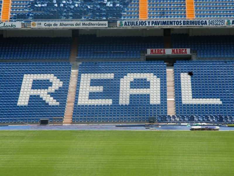 Online Entree Tickets Stadion Real Madrid