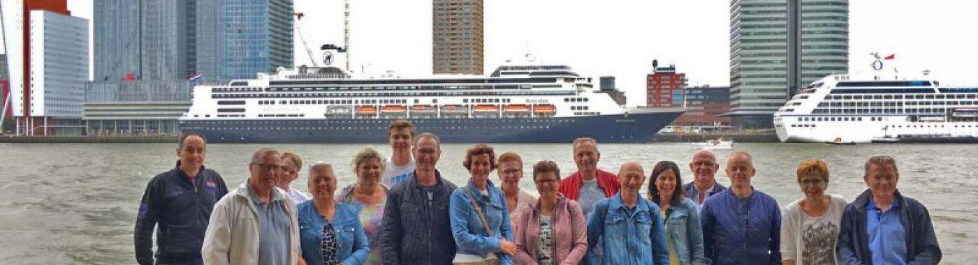 Wandeltour Rotterdam