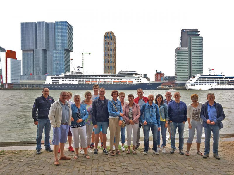 Rotterdam Walking Tour