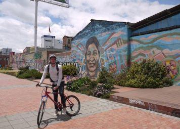 Fietsverhuur in Bogota