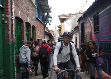 Bogota Fietstour