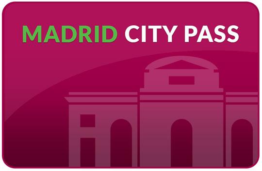 Madrid City Pass
