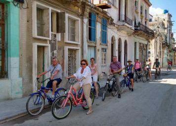 Havana Sunset Fietsexcursie