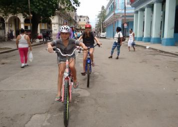 Bike Rental Havana