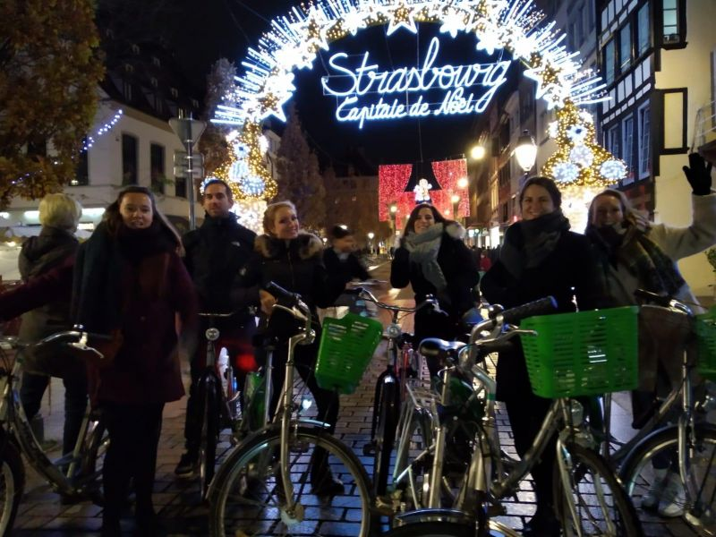 Strasbourg Christmas Tour