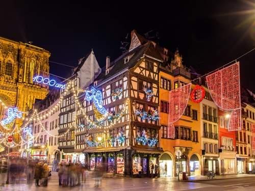 Straßburg Weihnachtstour
