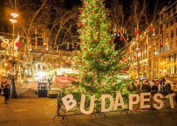 Budapest Christmas Tour