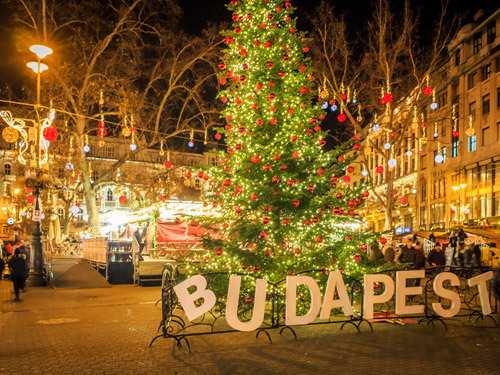 Budapest Kerst Fietstour