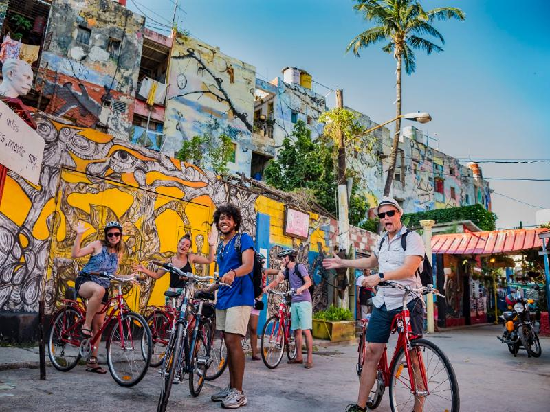 Havana Fietstour: de Highlights